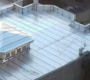 ایزوگام پشت بام- نصب ایزوگام پشت بام