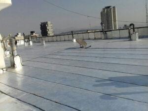 ایزوگام پشت بام