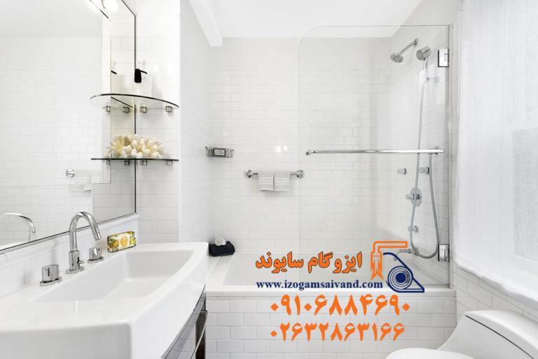 ایزوگام حمام و توالت